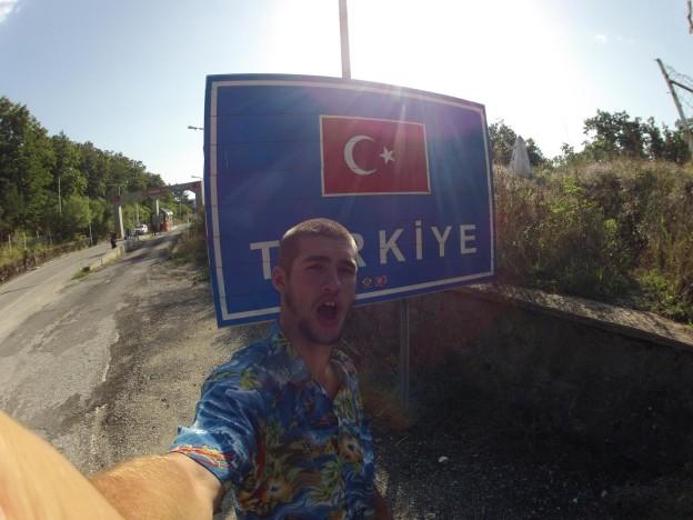 Kelionė į Turkiją