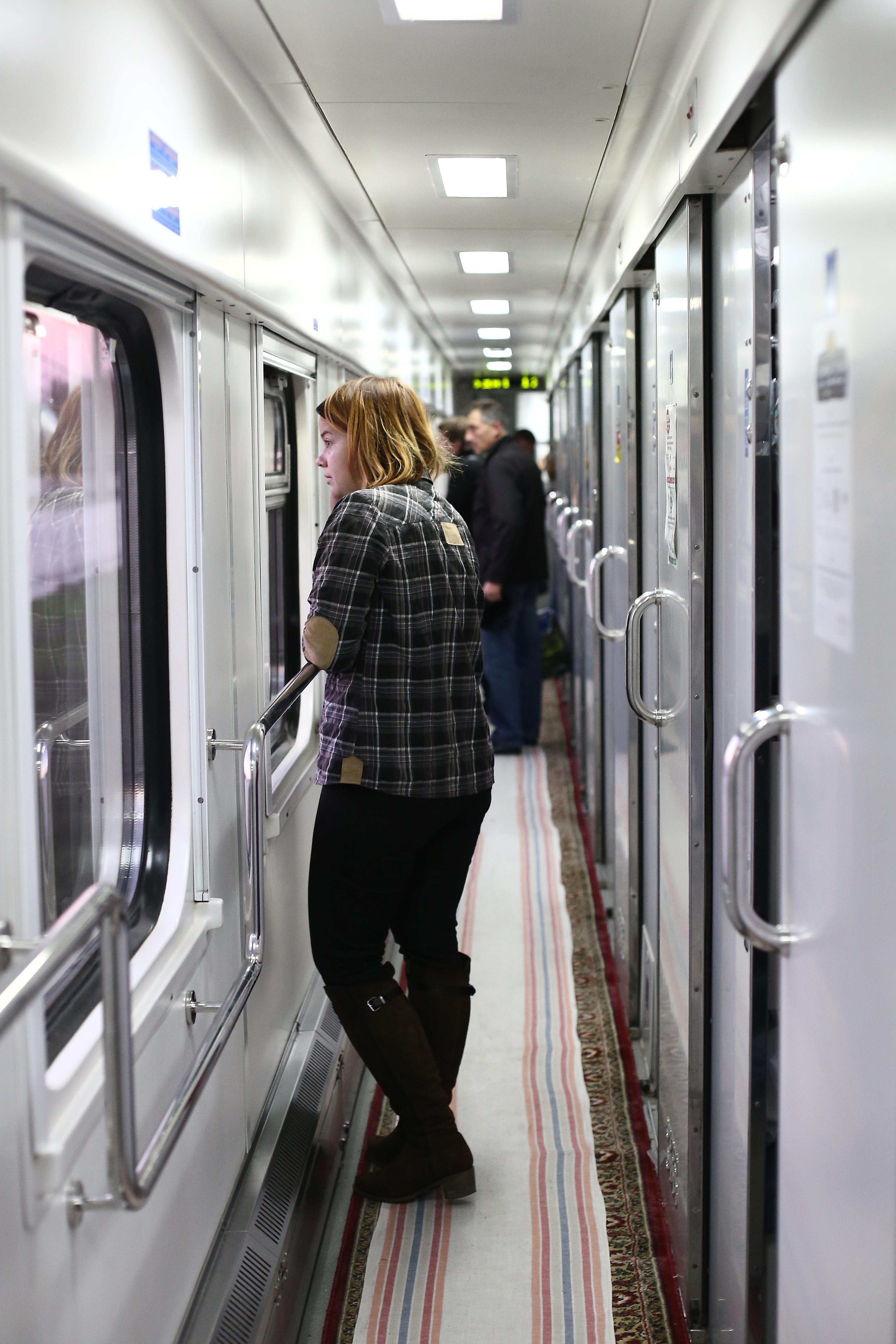 Ukrainos traukiniai
