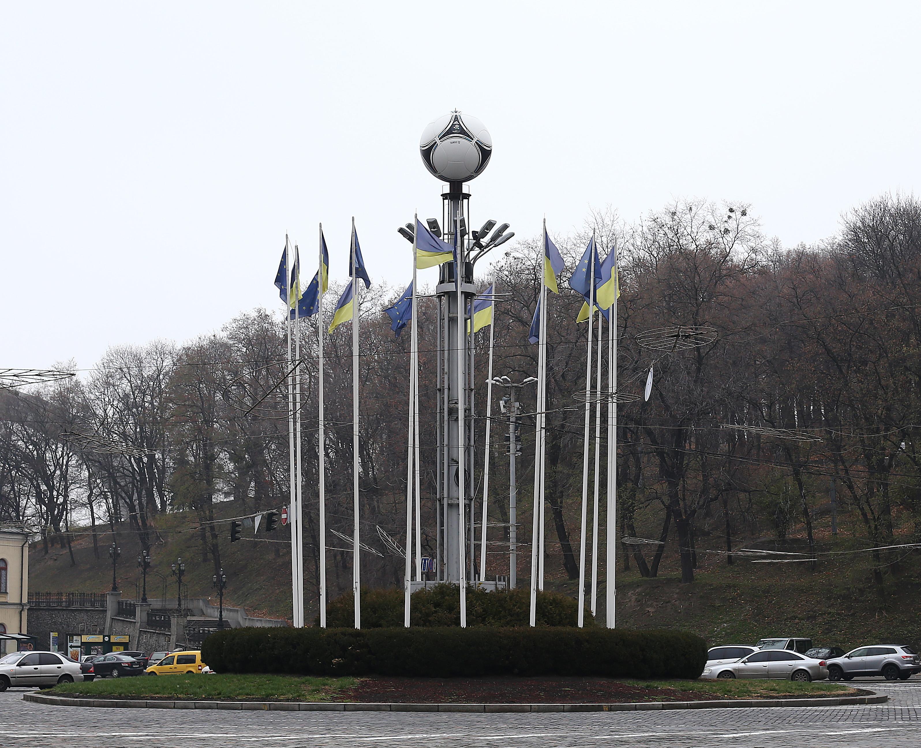 Ukraina ir Europa
